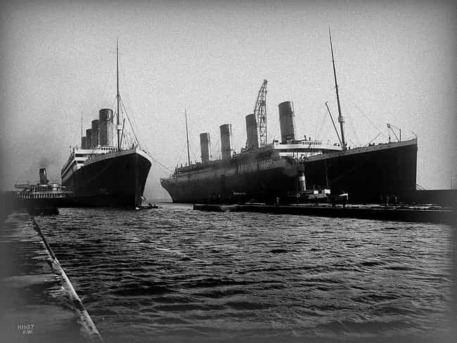 MYTH: The Ship Was Trying To M... is listed (or ranked) 4 on the list Common Myths About The Titanic Sinking That Aren't Verifiably True
