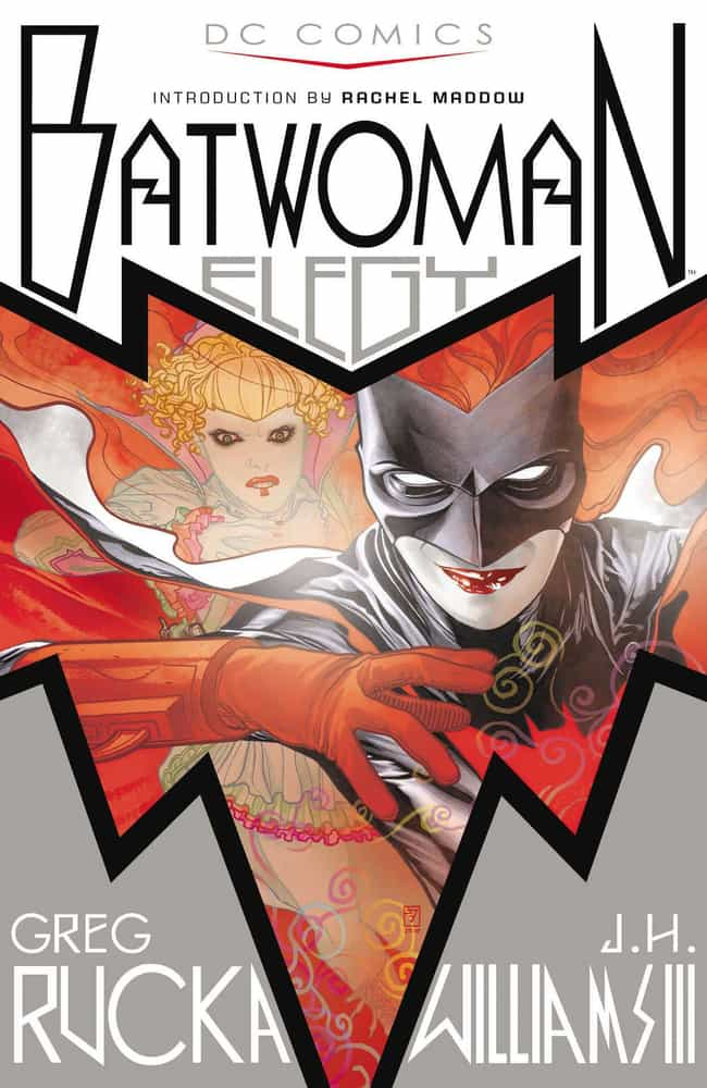 Elegy is listed (or ranked) 1 on the list The Best Storylines Every Batwoman Fan Should Read