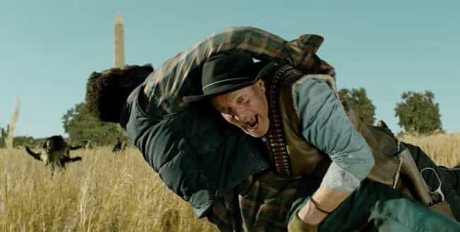 Pacifists is listed (or ranked) 4 on the list The Funniest Quotes From 'Zombieland: Double Tap'