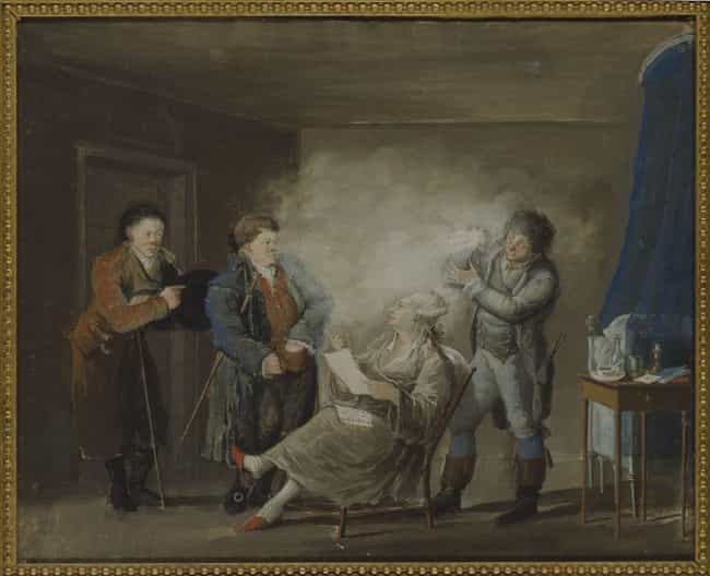 Everyone Was Lousy With Lice, ... is listed (or ranked) 4 on the list Just How Poor Was People's Hygiene During The French Revolution?