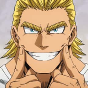 All Might is listed (or ranked) 16 on the list The Best Teacher Characters in Anime History