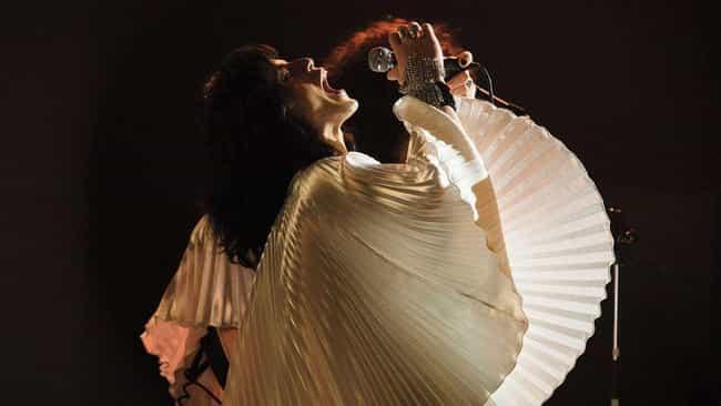 Mercury's Angel Shirt Wa... is listed (or ranked) 4 on the list Secrets Behind Freddie Mercury's Wardrobe