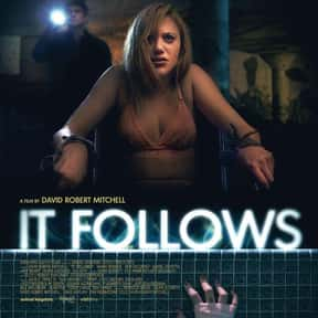 It Follows is listed (or ranked) 18 on the list The Fictional Monsters You'd Least Like to Have After You