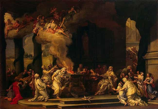 The Vestal Virgin Minucia, Acc... is listed (or ranked) 1 on the list 13 Dramatic Moments From Roman History That Sound Like They Were Ripped From TV