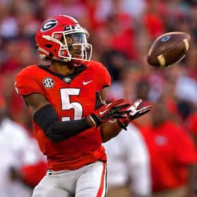 Terry Godwin is listed (or ranked) 12 on the list The Best Georgia Bulldogs Wide Receivers Of All Time