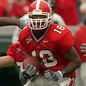 Damien Gary is listed (or ranked) 21 on the list The Best Georgia Bulldogs Wide Receivers Of All Time