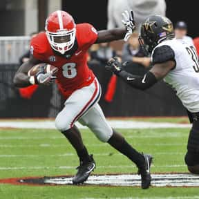 Riley Ridley is listed (or ranked) 5 on the list The Best Georgia Bulldogs Wide Receivers Of All Time