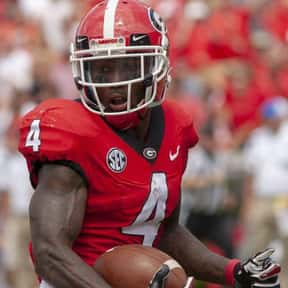 Mecole Hardman is listed (or ranked) 3 on the list The Best Georgia Bulldogs Wide Receivers Of All Time