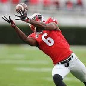 Javon Wims is listed (or ranked) 7 on the list The Best Georgia Bulldogs Wide Receivers Of All Time