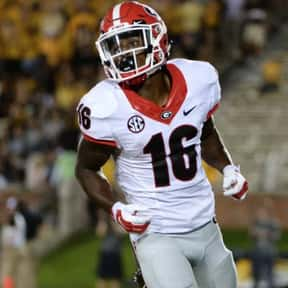 Isaiah McKenzie is listed (or ranked) 4 on the list The Best Georgia Bulldogs Wide Receivers Of All Time