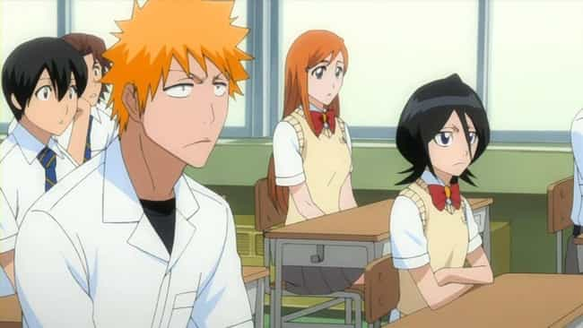 Most Of The Shinigami - 'Bleac... is listed (or ranked) 3 on the list The 20 Best 'New Transfer Students' In Anime History