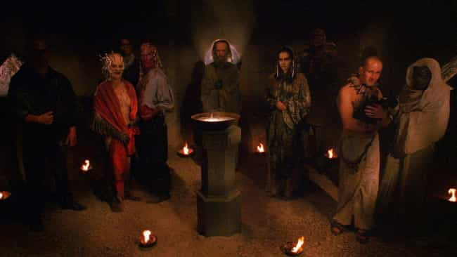 It's The Mos Eisley Cantina Sc... is listed (or ranked) 2 on the list It Was Overlooked In The '90s, But 'Nightbreed' Is Clive Barker's Masterpiece