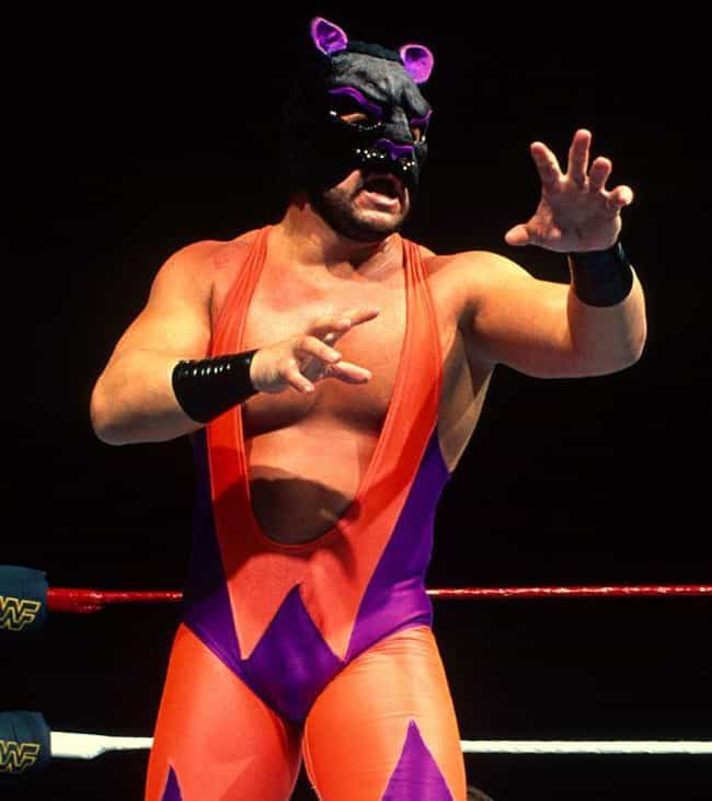Battle Kat is listed (or ranked) 3 on the list The Dumbest Wrestling Costumes Of All Time