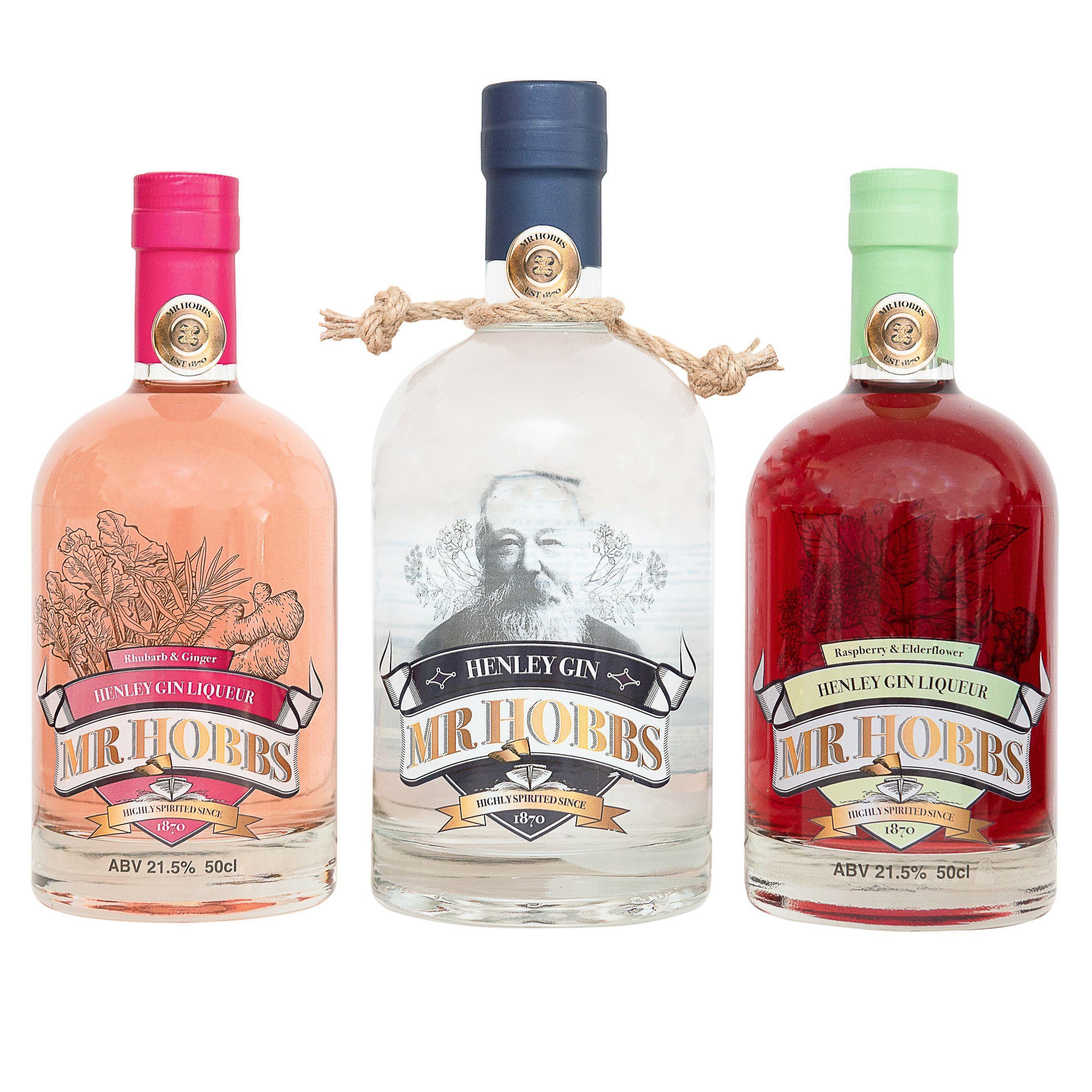 Mr Hobbs Gin on Random Best Gin Brands