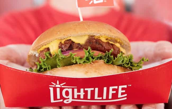 Lightlife Burger is listed (or ranked) 2 on the list The Best-Tasting Veggie Burgers You Really Need To Try