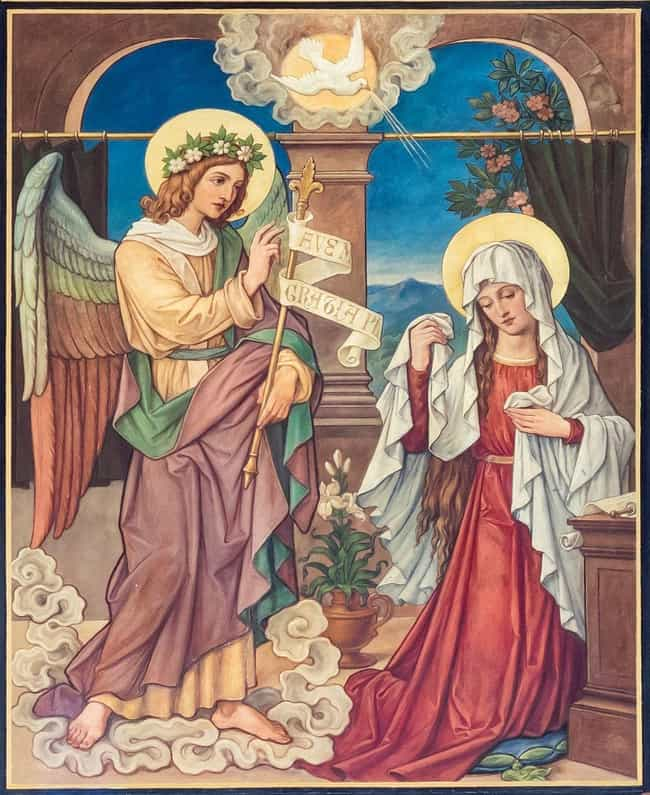 Angels Wear Halos is listed (or ranked) 3 on the list Popular Beliefs About Angels That Are Nowhere In The Bible
