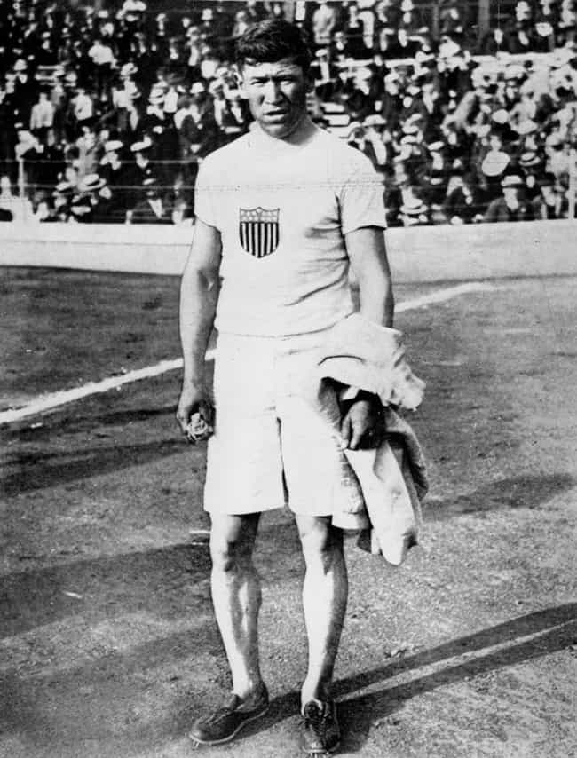 Thorpe Won Gold Medals For The... is listed (or ranked) 3 on the list The Life And Legacy Of Jim Thorpe