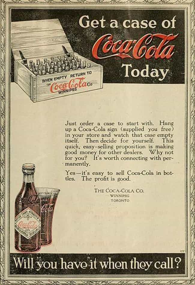 After Buying The Company In 19... is listed (or ranked) 2 on the list How The Coca-Cola Company Has Kept Its Recipe 'Secret' For More Than 130 Years