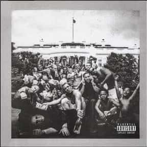 To Pimp a Butterfly [2015] is listed (or ranked) 1 on the list The Greatest Rap Albums Of The 2010s, Ranked