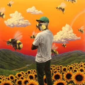 Flower Boy[2017] is listed (or ranked) 8 on the list The Greatest Rap Albums Of The 2010s, Ranked