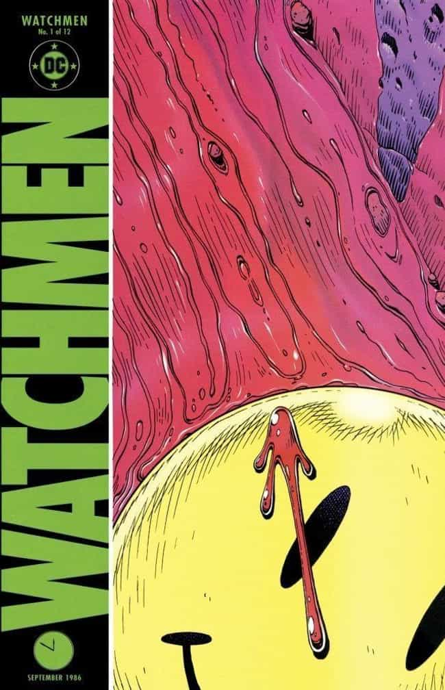 Alan Moore And Dave Gibbons Cr... is listed (or ranked) 1 on the list Why Alan Moore Doesn't Want You To Watch The 'Watchmen'