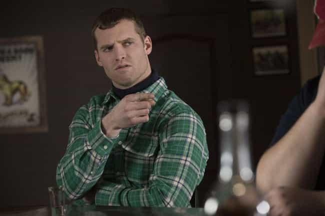 Wayne is listed (or ranked) 1 on the list The Funniest Characters On 'Letterkenny'