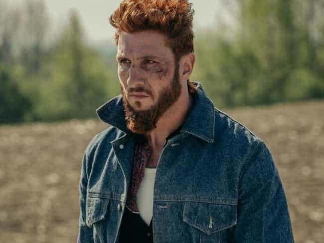 Mad Sweeney is listed (or ranked) 2 on the list The Best Characters On 'American Gods'