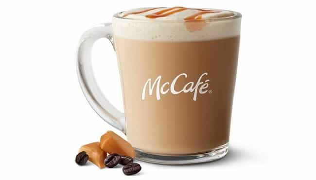 Caramel Macchiato is listed (or ranked) 2 on the list The Most Delicious McCafé Drinks At McDonald's