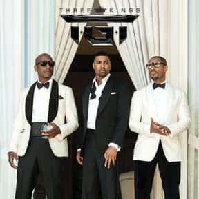 Three Kings [2013] is listed (or ranked) 7 on the list The Best R&B Albums Of The 2010s, Ranked