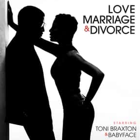 Love, Marriage & Divorce [2014 is listed (or ranked) 1 on the list The Best R&B Albums Of The 2010s, Ranked