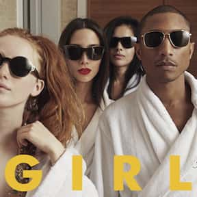 Girl [2014] is listed (or ranked) 11 on the list The Best R&B Albums Of The 2010s, Ranked