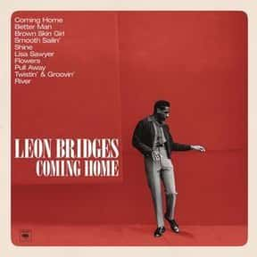Coming Home [2015] is listed (or ranked) 6 on the list The Best R&B Albums Of The 2010s, Ranked