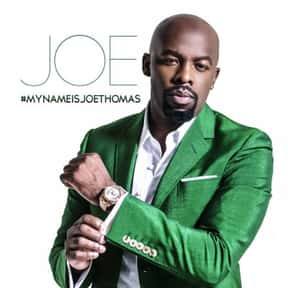#MyNameIsJoeThomas [2016] is listed (or ranked) 10 on the list The Best R&B Albums Of The 2010s, Ranked