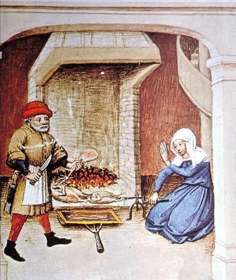 Random Medieval Junk Foods