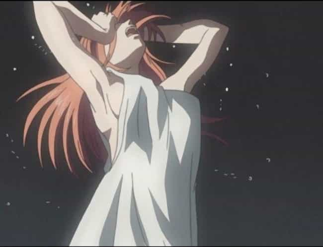 Lucy - 'Elfen Lied' is listed (or ranked) 4 on the list 20 Anime Characters Who Died In Cruel And Unusual Ways