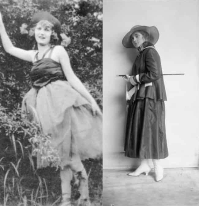 1910s: The Wild Child: Zelda F... is listed (or ranked) 2 on the list Here's What Party Girls Looked Like In Every Decade Of The 20th Century