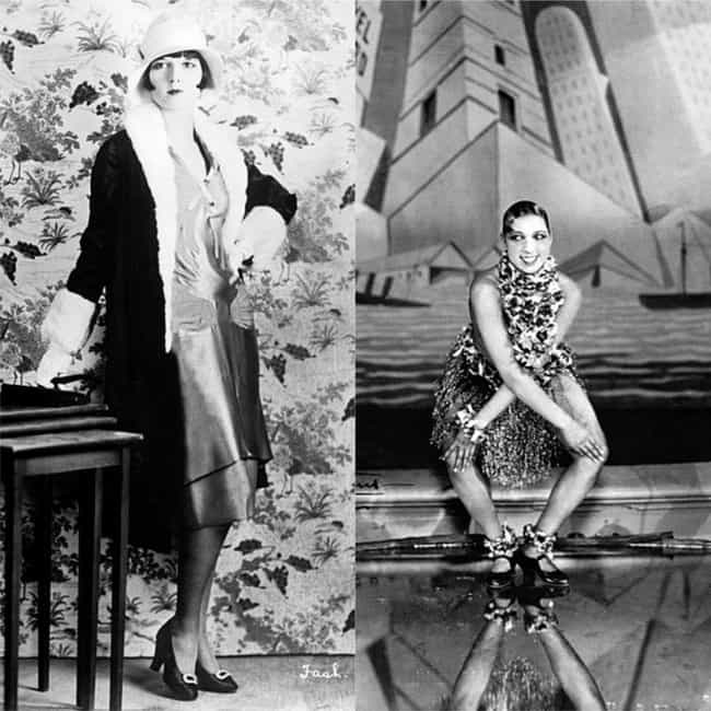 1920s: The Flapper: Louise Bro... is listed (or ranked) 3 on the list Here's What Party Girls Looked Like In Every Decade Of The 20th Century
