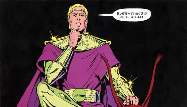 Adrian Veidt(Ozymandias)Disa... is listed (or ranked) 5 on the list Subtle Details About HBO's 'Watchmen' You Wouldn't Know From Just Watching The Show