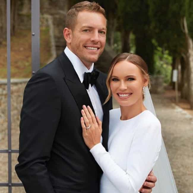 David Lee And Caroline Wozniac... is listed (or ranked) 1 on the list 19 Athlete Couples Who Tied The Knot