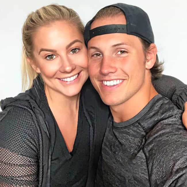 Andrew East And Shawn Johnson is listed (or ranked) 3 on the list 19 Athlete Couples Who Tied The Knot