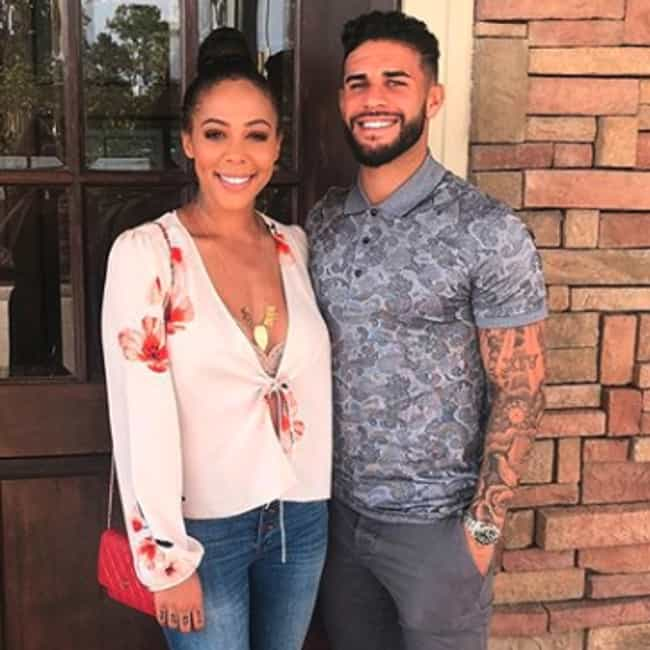 Dom Dwyer And Sydney Leroux is listed (or ranked) 4 on the list 19 Athlete Couples Who Tied The Knot