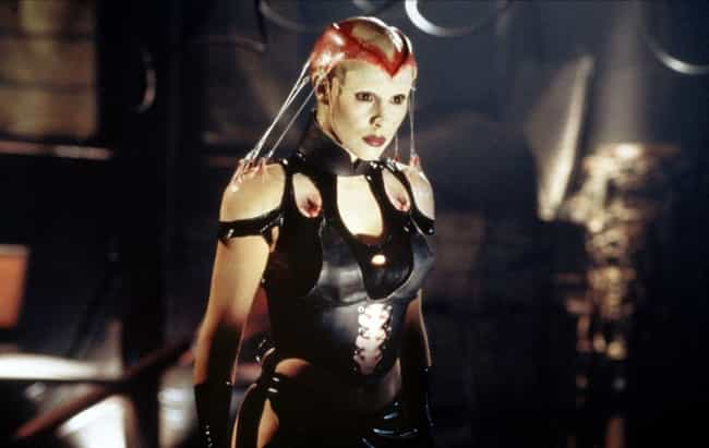 Angelique is listed (or ranked) 3 on the list All The Cenobites From The 'Hellraiser' Films, Ranked By Nastiness