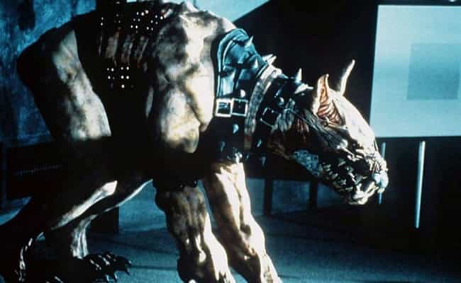 Chatterer Beast is listed (or ranked) 4 on the list All The Cenobites From The 'Hellraiser' Films, Ranked By Nastiness