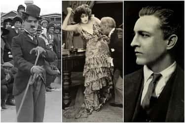 1910s - Early Cinema: Silent Film Vanguards