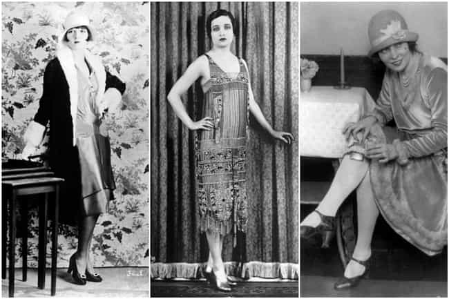 1920s - Flapper Flair: Short H... is listed (or ranked) 3 on the list What Each Counterculture Scene Since The 1900s Looks Like