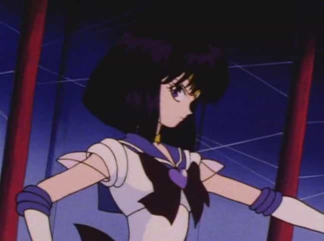 Hotaru Tomoe - 'Sailor Moon' is listed (or ranked) 4 on the list 20 Times Anime Ruined Perfectly Good Characters