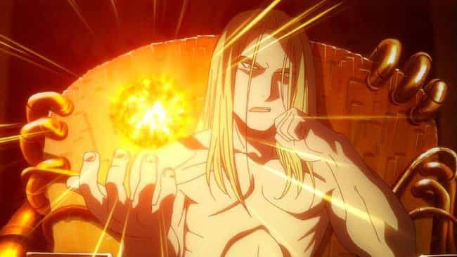 Father - 'Fullmetal Alchemist:... is listed (or ranked) 1 on the list The 15 Most Evil Anime Villains With The Blackest Hearts