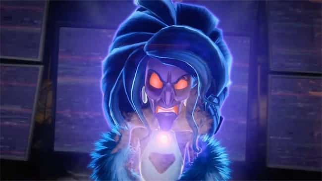 Hellen Gravely (And the Polter... is listed (or ranked) 4 on the list The Spookiest Bosses In 'Luigi's Mansion 3'