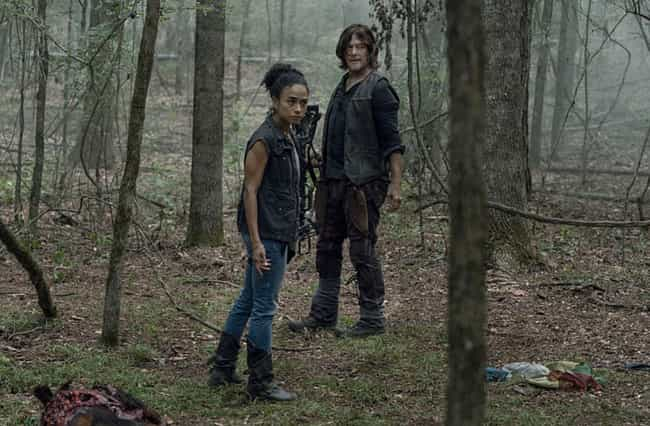 Connie And Daryl Search For Ke... is listed (or ranked) 1 on the list Everything That Happened In 'The Walking Dead' Season 10, Episode 5: 'What It Always Is'