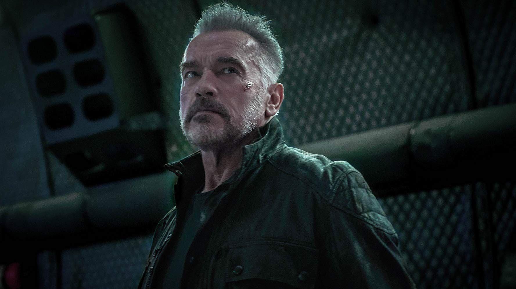 Random Best 'Terminator: Dark Fate' Quotes